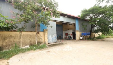 WAREHOUSE AVAILABLE FOR SALE AT KRANG THNONG Krang Thnong